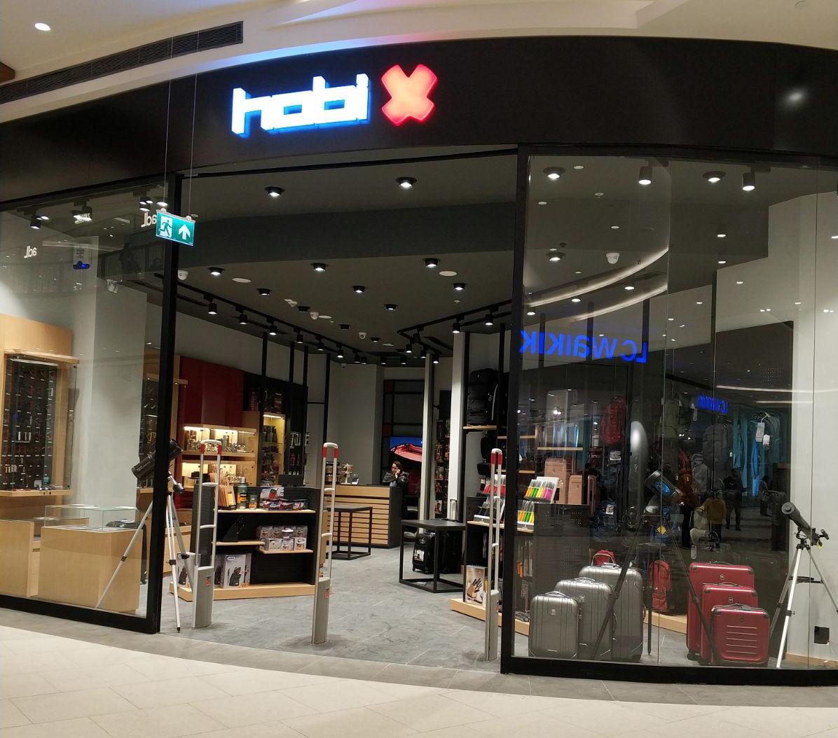 Hobix - Piazza AVM