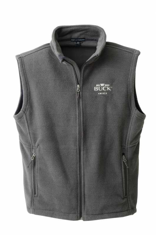 Buck (6352) Men's Zip-Up Polar Yelek - M