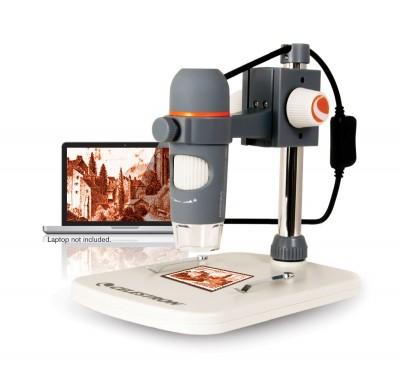 Celestron 44308 Dijital Pro Mini El Mikroskobu - Thumbnail