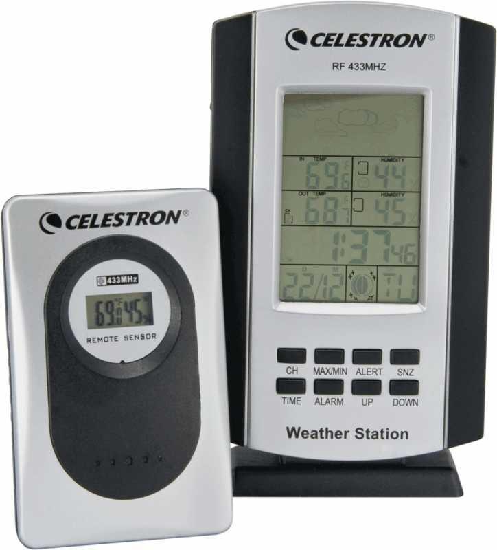 Celestron 47001 Compact Hava Tahmin İstasyonu