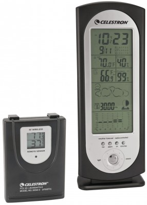 Celestron 47005 Deluxe Compact Barometreli Hava Tahmin İstasyonu - Thumbnail