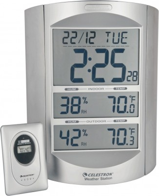 Celestron 47007 Large Format Hava Tahmin İstasyonu - Thumbnail