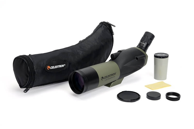 Celestron 52248 Ultima 65 - 45 Derece Spotting Scope