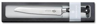 Victorinox 7.7433.23G Kutulu Dövme Çelik Ekmek Bıçağı - Thumbnail