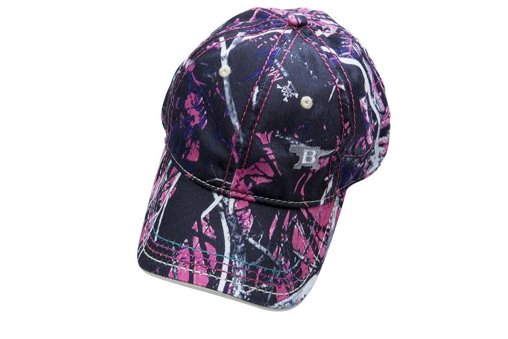 Buck (10725) Adult Muddy Girl Camo Şapka