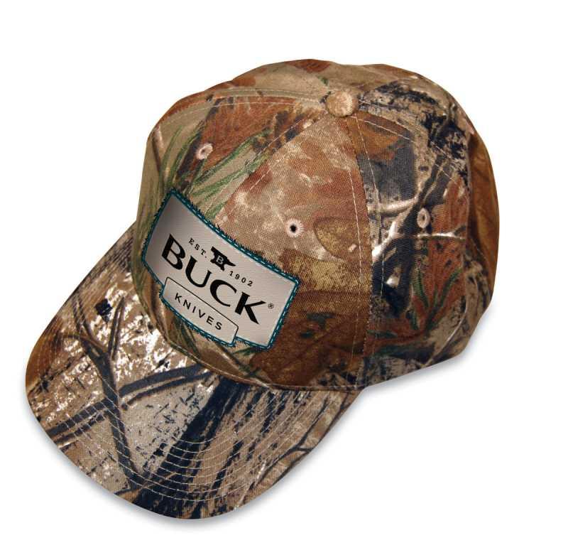Buck (6372) RealTree Camo Adult Şapka