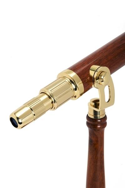 Celestron 22302 Ambassador 50mm Masaüstü Pirinç Teleskop