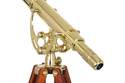 Celestron 22303 Ambassador 50mm Pirinç Teleskop - Thumbnail