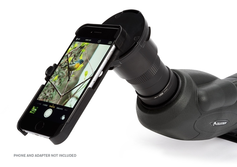 Celestron 52330 TrailSeeker 65 - 45 Derece Spotting Scope