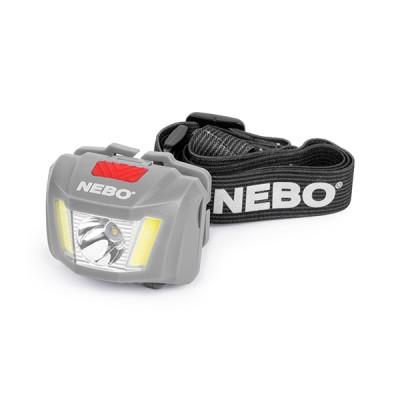 Nebo 6444 Duo 250 Lümen Kafa Feneri (Blisterli) - Thumbnail