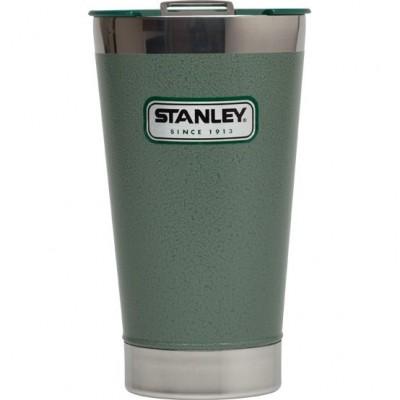 Stanley Classic Vakumlu Kamp Bardağı 0,47 lt - Yeşil - Thumbnail