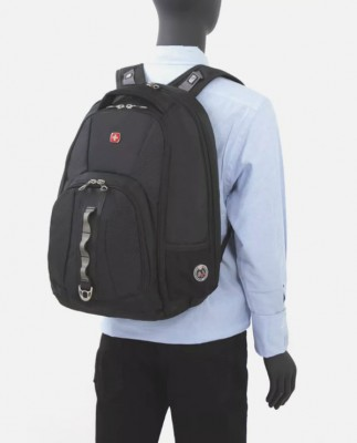 SwissGear 12712215 SA1271 15'' ScanSmart TSA Laptop Sırt Çantası - Thumbnail
