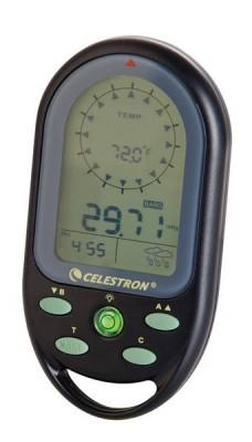 Celestron 48006 Elements TrekGuide Lite (Siyah)