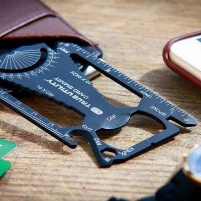 True Utility 207 Cardsmart 30 Fonksiyonlu Anahtarlık - Thumbnail