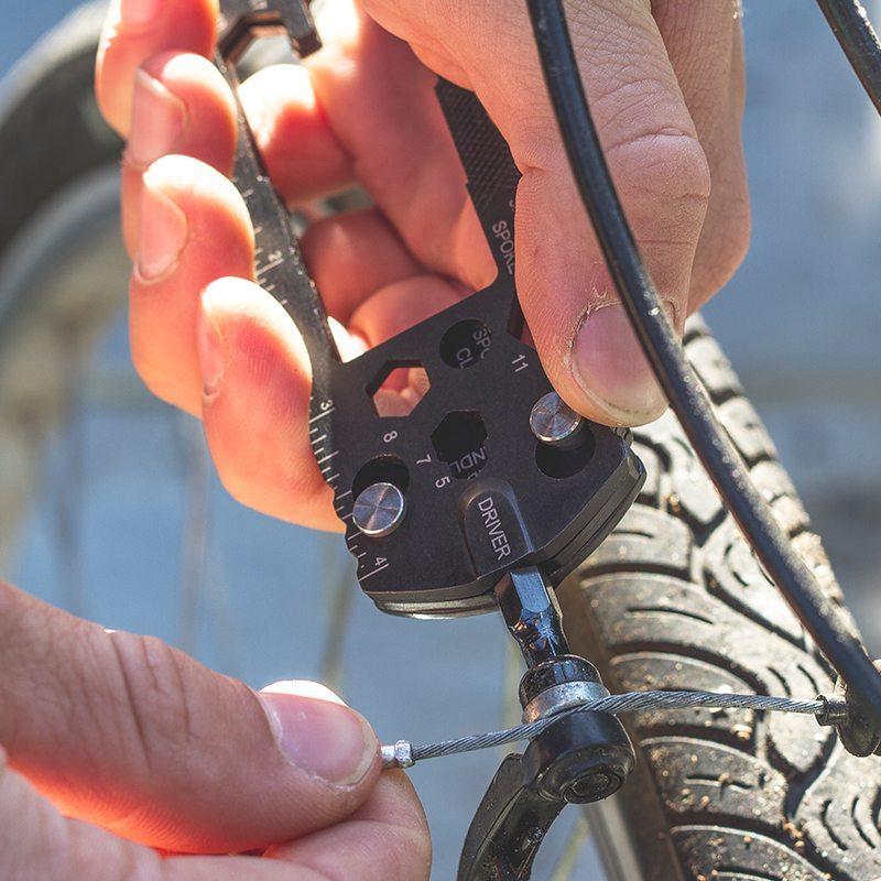 True Utility 210 Cycle-On 30 fonksiyonlu Bisiklet Tamir Seti