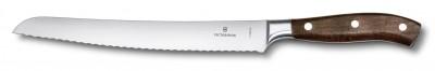 Victorinox 7.7430.23G Grand Maître Dövme Çelik Ekmek Bıçağı ′Limitli Üretim′ - Thumbnail