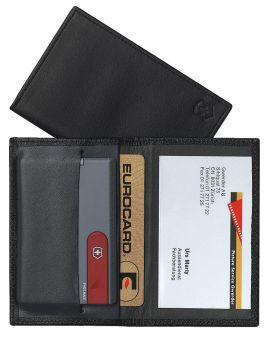 Victorinox 4.0873.V SwissCard Suni Deri Cüzdan